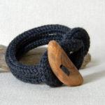 braccialetto azzurro  ylleanna