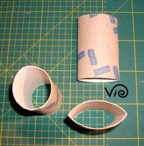 scatolette da rotoli carta igienica violetab