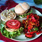 hamburger vegetale