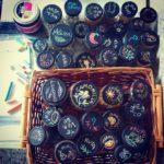 Decorare barattoli con vernice lavagna