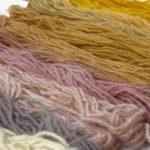 Esperimenti tintura con colori naturali