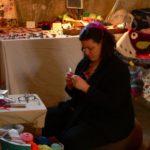 uncinettando mercatino violetab