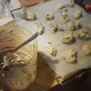 impasto biscotti rapidi vegan